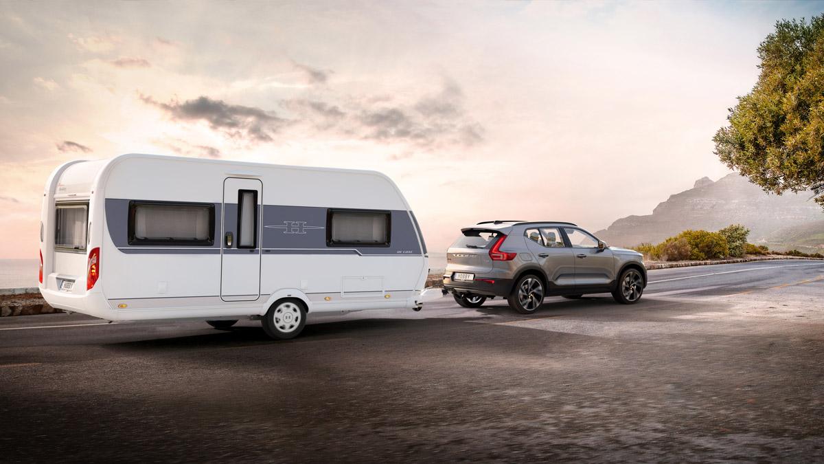Uudet vuoden 2019 matkailuvaunut ja matkailuautot valmiina tien päälle!